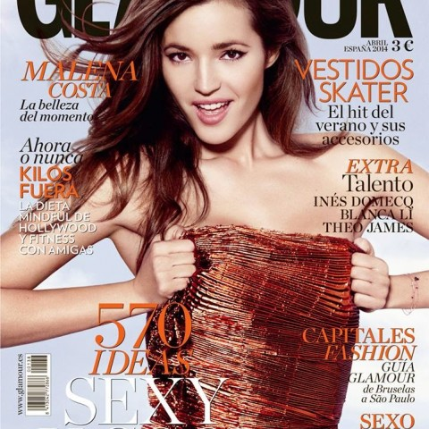 GLAMOUR - Abril 2014