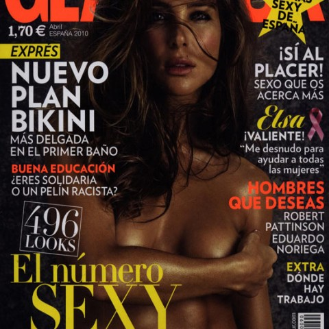 GLAMOUR - Abril 2010