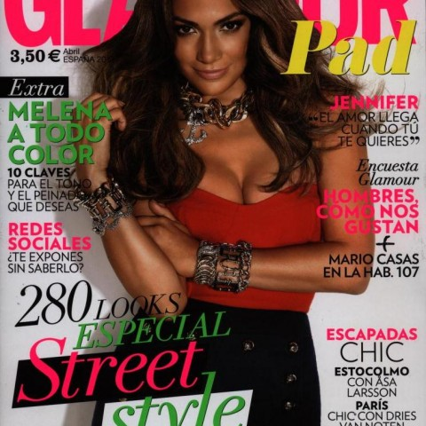 GLAMOUR - Abril 2012