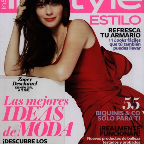 IN STYLE - Mayo 2013
