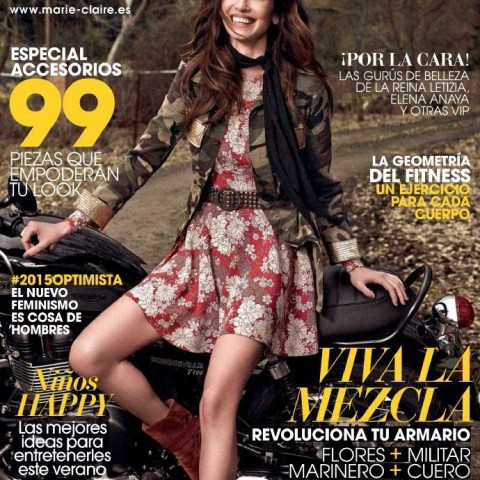 MARIE CLAIRE - Abril 2015