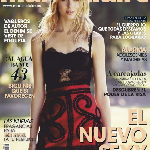 MARIE CLAIRE - Mayo 2015