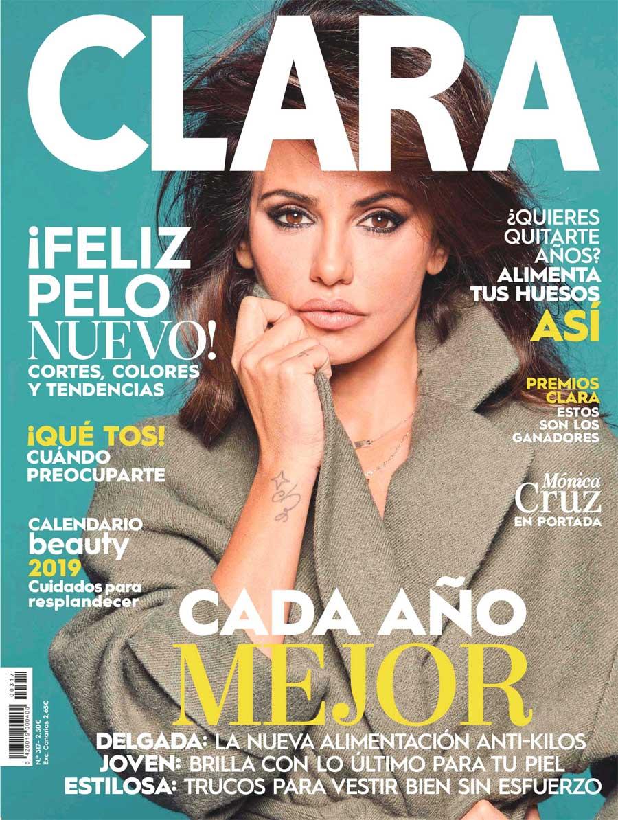 Clara-Cover
