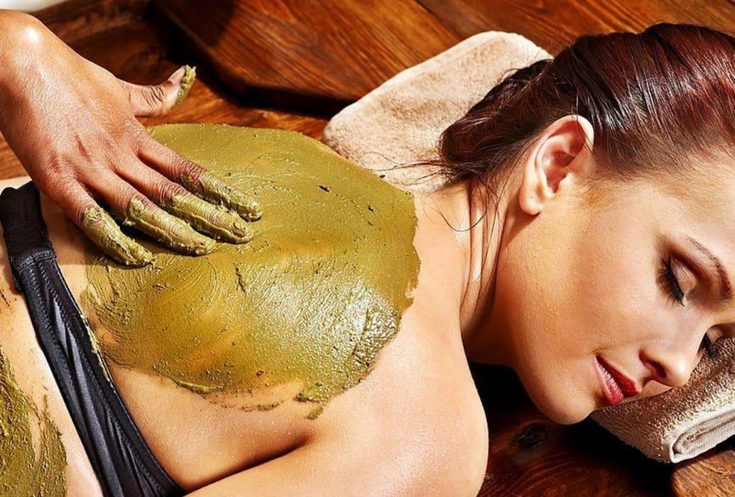 1. Nuestros tratamientos; Peeling Corporal de menta en Madrid