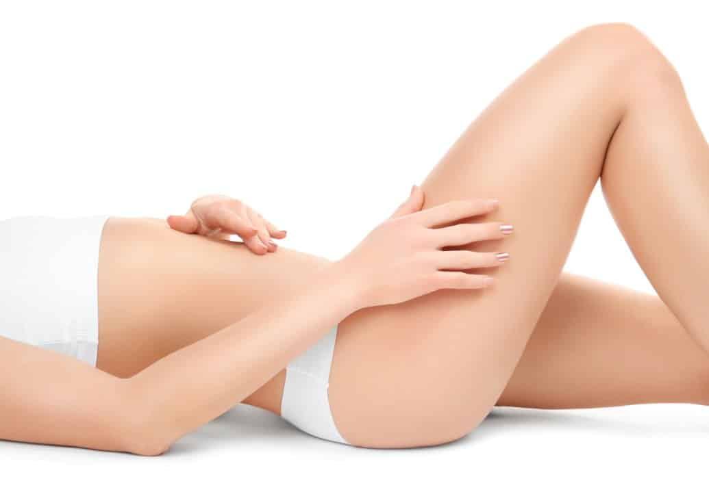 Especialmente indicado para la zona de las piernas y abdomen