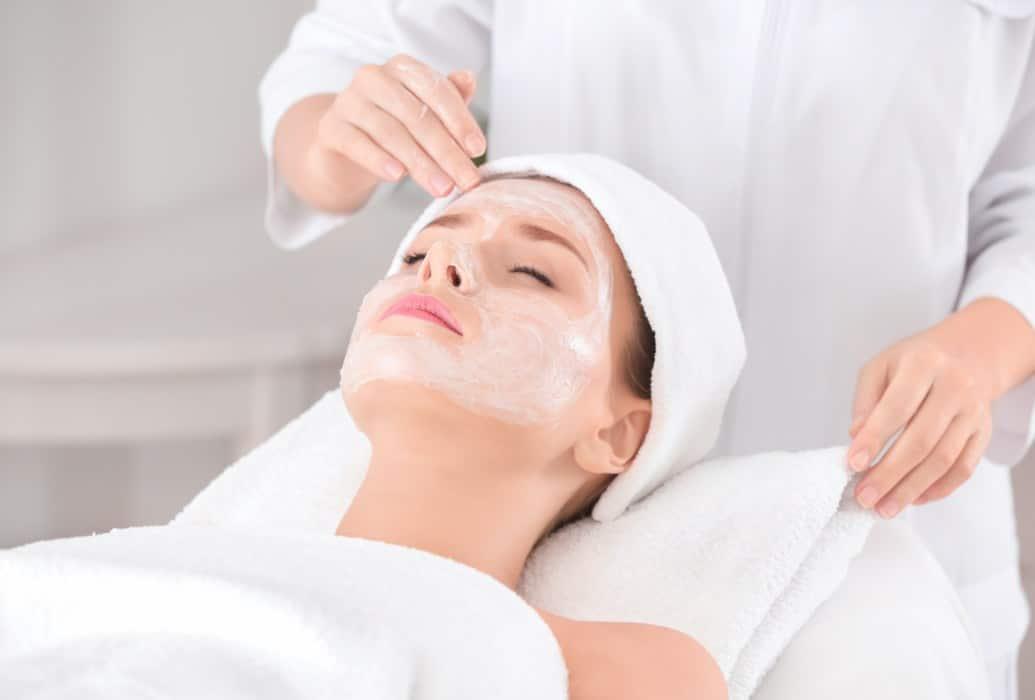 Limpieza facial artesanal