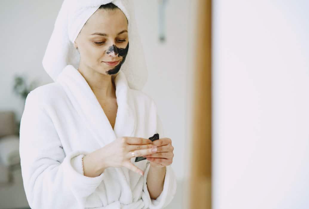 Peeling Facial Felicidad Carrera – Resultado. Luminosidad de la piel
