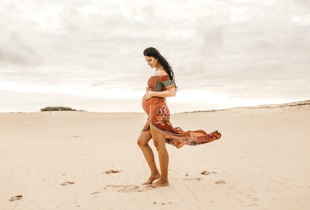 Tratamiento de belleza facial y corporal para embarazadas en Madrid