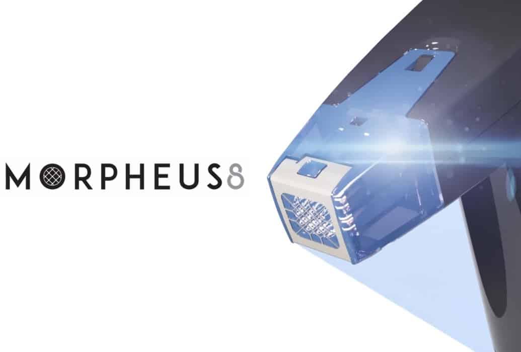 Morpheus 8. Equipo de radiofrecuencia bipolar fraccionada aprobado por la FDA
