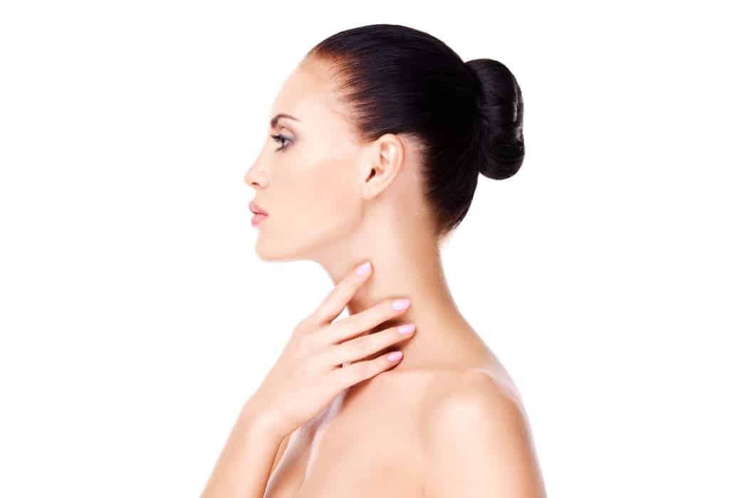Morpheus 8 indicado para reafirmar la piel de rostro y cuello y también zona interior de brazos, muslos o superior de rodillas