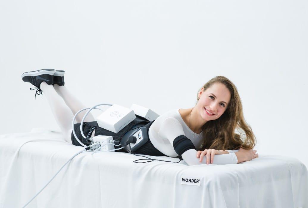 Resultados con Wonder Technology: Pérdida de peso, tonificación, regeneración muscular y rehabilitación